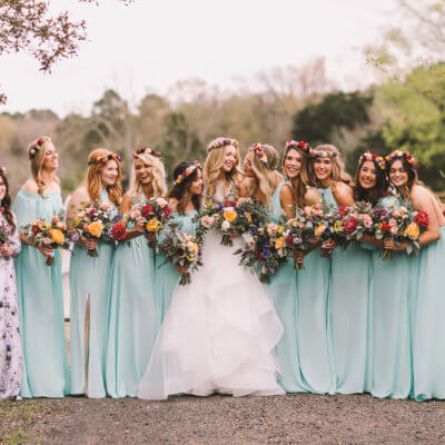 Bohemian Wedding Perfection