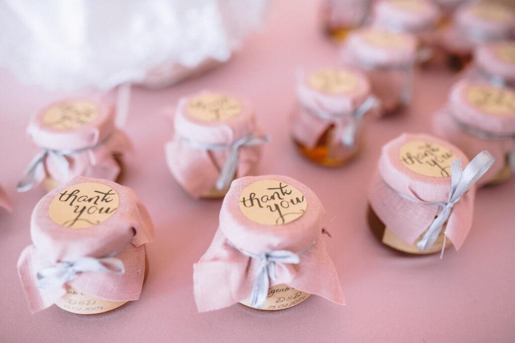 Top 5 Wedding Guest Favors